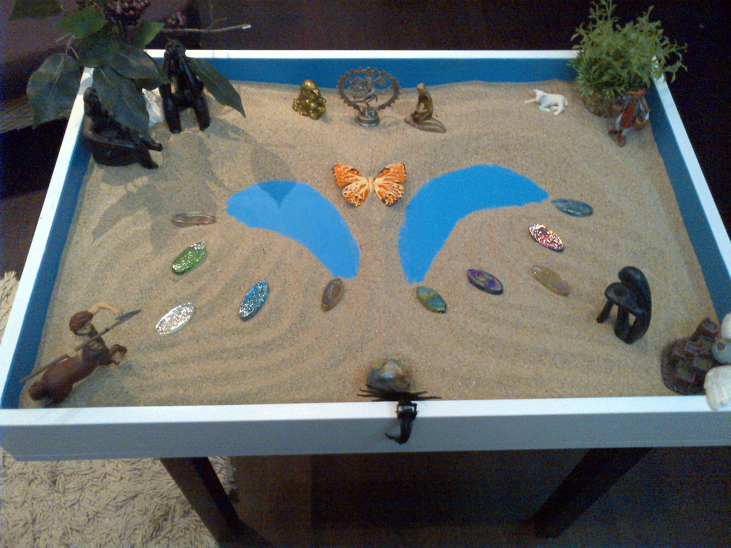 Sandplay – modulul 1